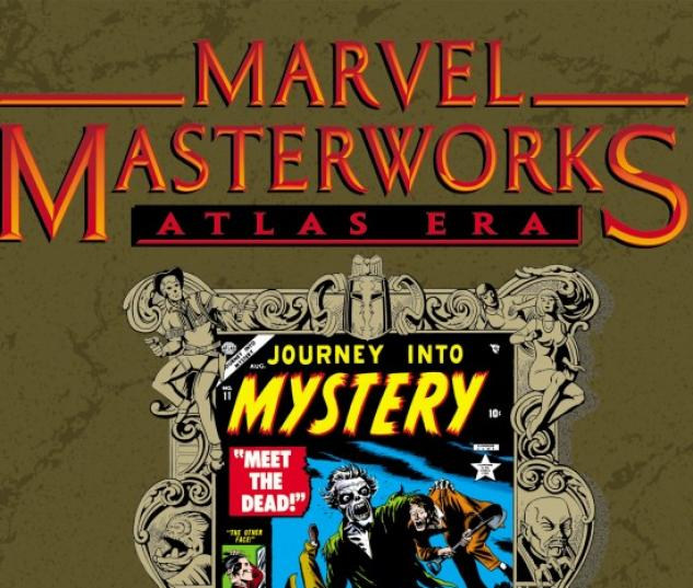MARVEL MASTERWORKS: ATLAS ERA JOURNEY INTO MYSTERY VOL. 2 HC #1 (DM ONLY VARIANT)