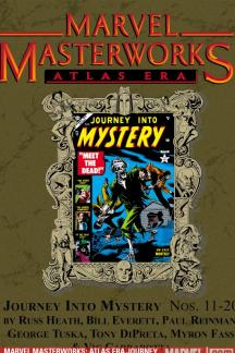 Marvel Masterworks: Atlas Era Journey Into Mystery Vol. 2 (Hardcover)