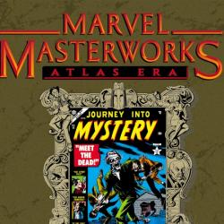 MARVEL MASTERWORKS: ATLAS ERA JOURNEY INTO MYSTERY VOL. 2 HC #1 (DM ONLY VARIANT)