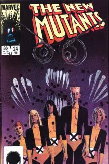 New Mutants (1983) #24