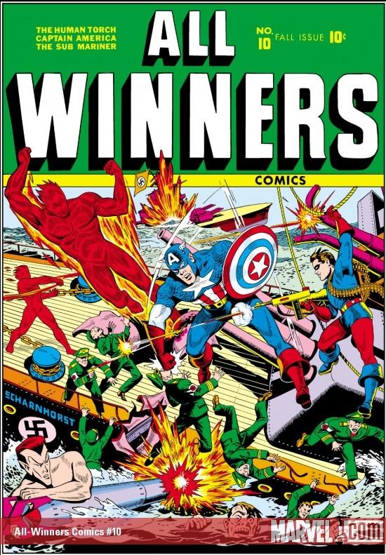 All-Winners Comics (1941) #10