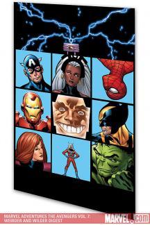 Marvel Adventures the Avengers Vol. 7: Weirder and Wilder (Digest)