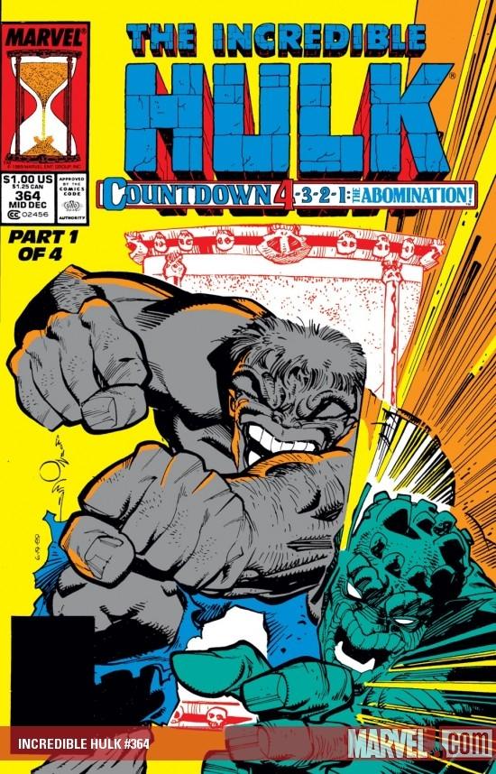 Incredible Hulk (1962) #364