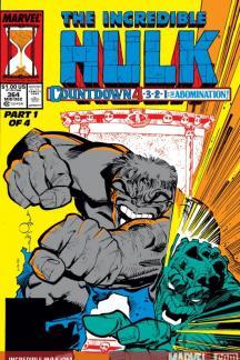 Incredible Hulk #364