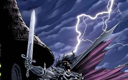LORDS OF AVALON: SWORD OF DARKNESS #1