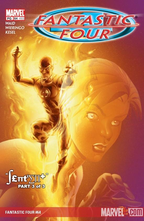 Fantastic Four (1998) #64