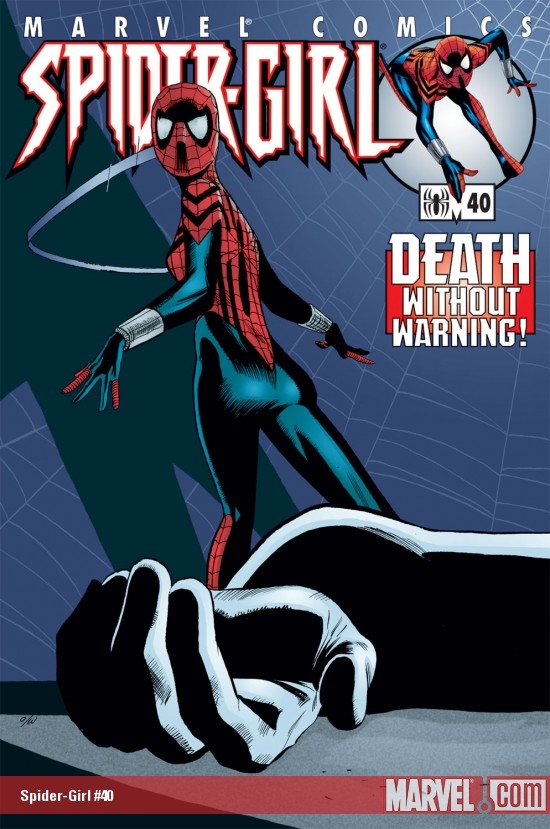 Spider-Girl (1998) #40