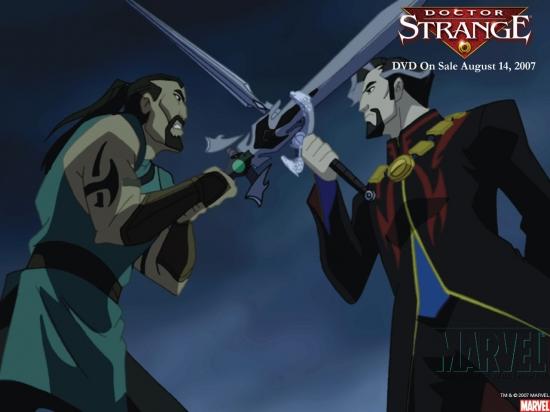 Dr. Strange: Mordo vs. Strange