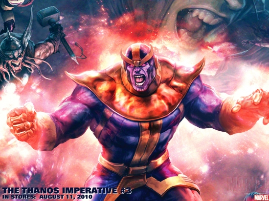 download this wallpaper  please sign in or register with marvel comThanos Marvel Wallpaper