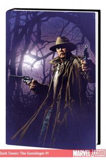Dark Tower: The Gunslinger - The Journey Begins (Hardcover Book)