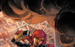 Fear Itself: Black Widow #1 Preview