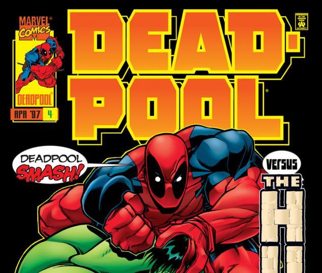 Deadpool (1997) #4