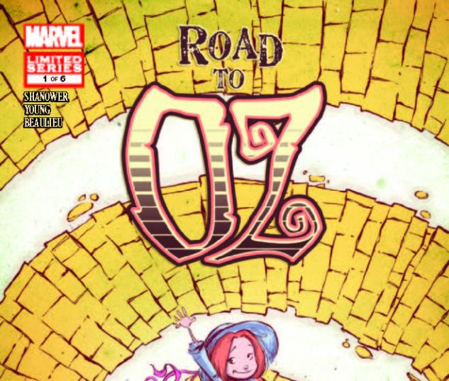 ROAD TO OZ 1 (WITH DIGITAL CODE)