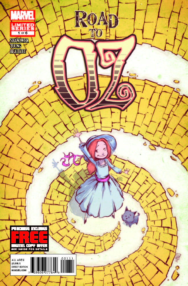 Road to Oz (2011) #1