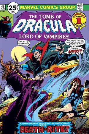 Tomb of Dracula (1972) #47