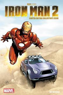 Iron Man Royal Purple Custom Comic #1