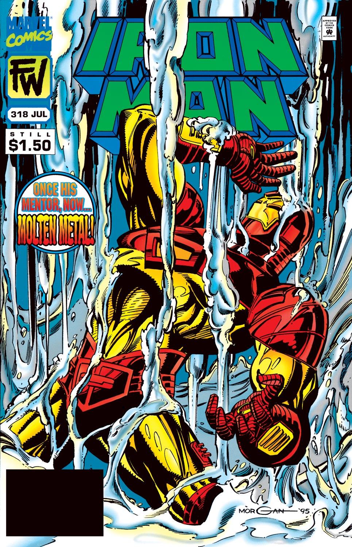 Iron Man (1968) #318