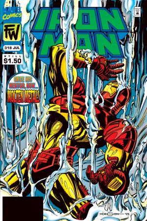 Iron Man #318