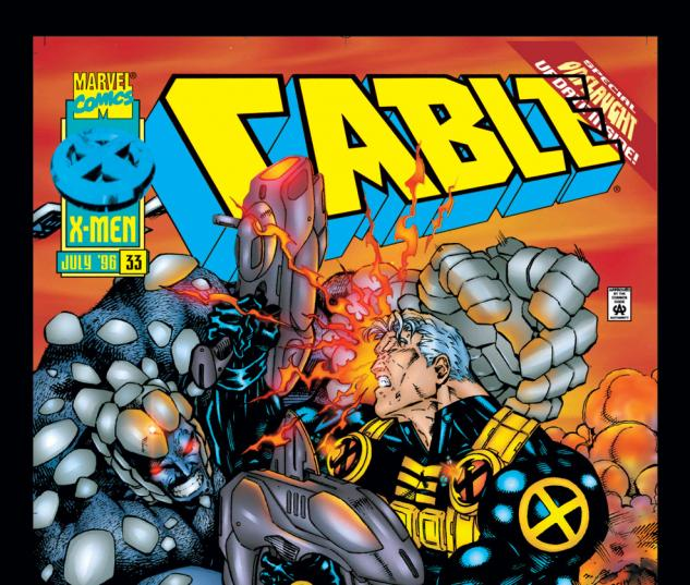 Cable (1993) #33 Cover