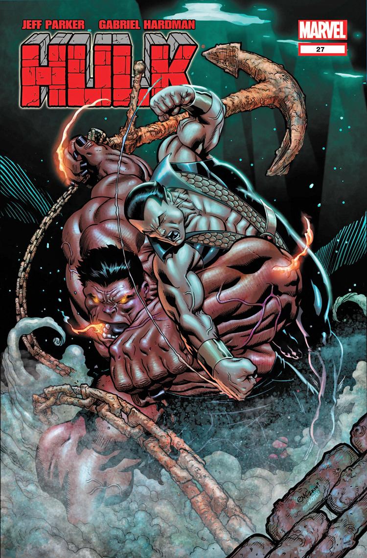 Hulk (2008) #27