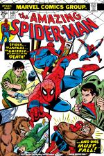 The Amazing Spider-Man (1963) #140 cover