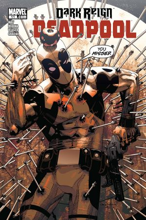 Deadpool (2008) #11