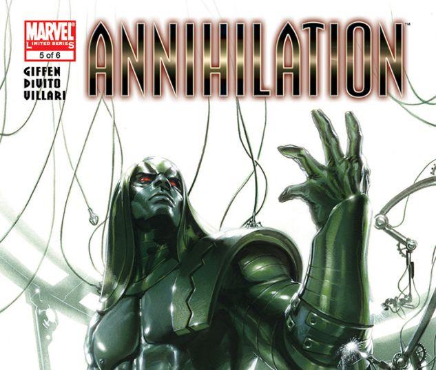 Annihilation (2006) #5