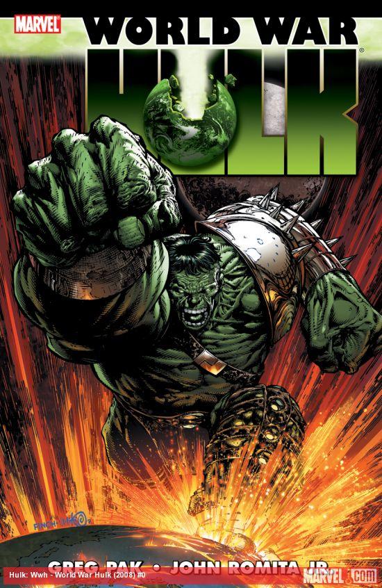 Hulk: Wwh - World War Hulk (Trade Paperback)