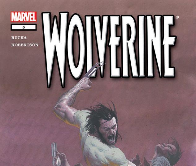 Wolverine (2003) #5