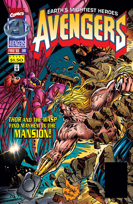 Avengers (1963) #398