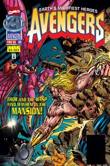 Avengers #398
