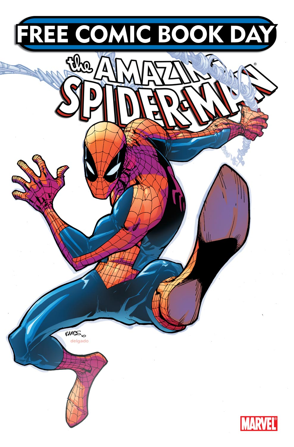 Free Comic Book Day (Spider-Man) (2011) #1