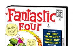 THE FANTASTIC FOUR OMNIBUS VOL. 1 HC (NEW PRINTING)
