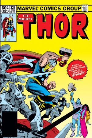 Thor (1966) #323