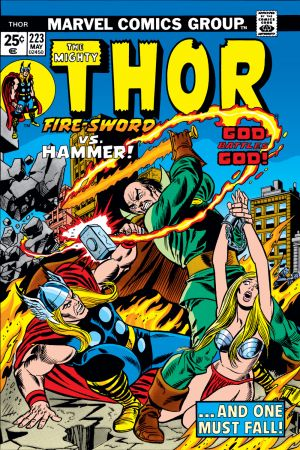 Thor (1966) #223