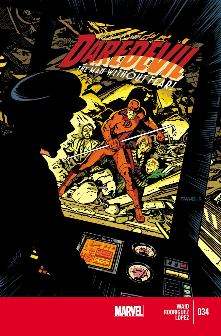 Daredevil (2011) #34