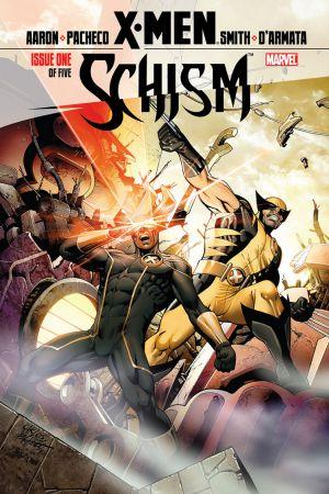 X-Men: Schism (2011) #1