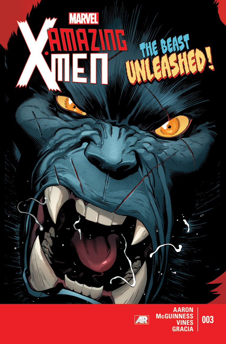 Amazing X-Men (2013) #3