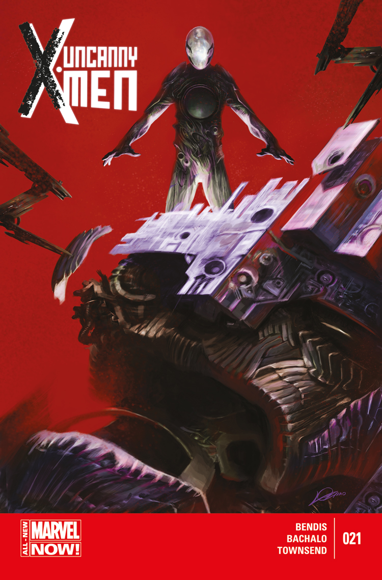 Uncanny X-Men (2013) #21
