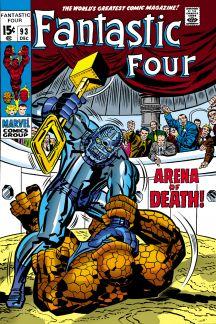 Marvel Masterworks: The Fantastic Four Vol. 9 (Hardcover)