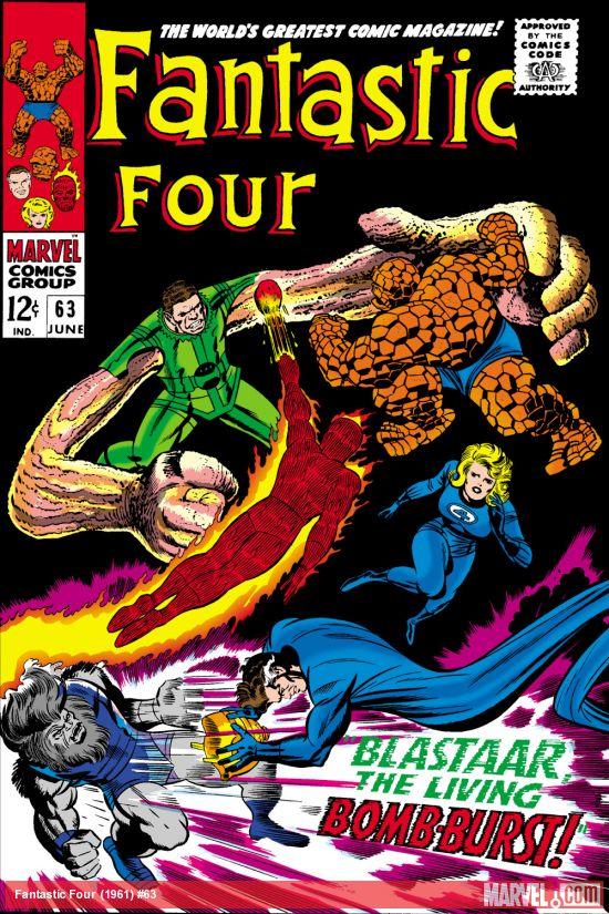 Fantastic Four (1961) #63