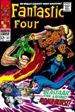 Fantastic Four #63