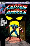 Captain America (1968) #256 Cover