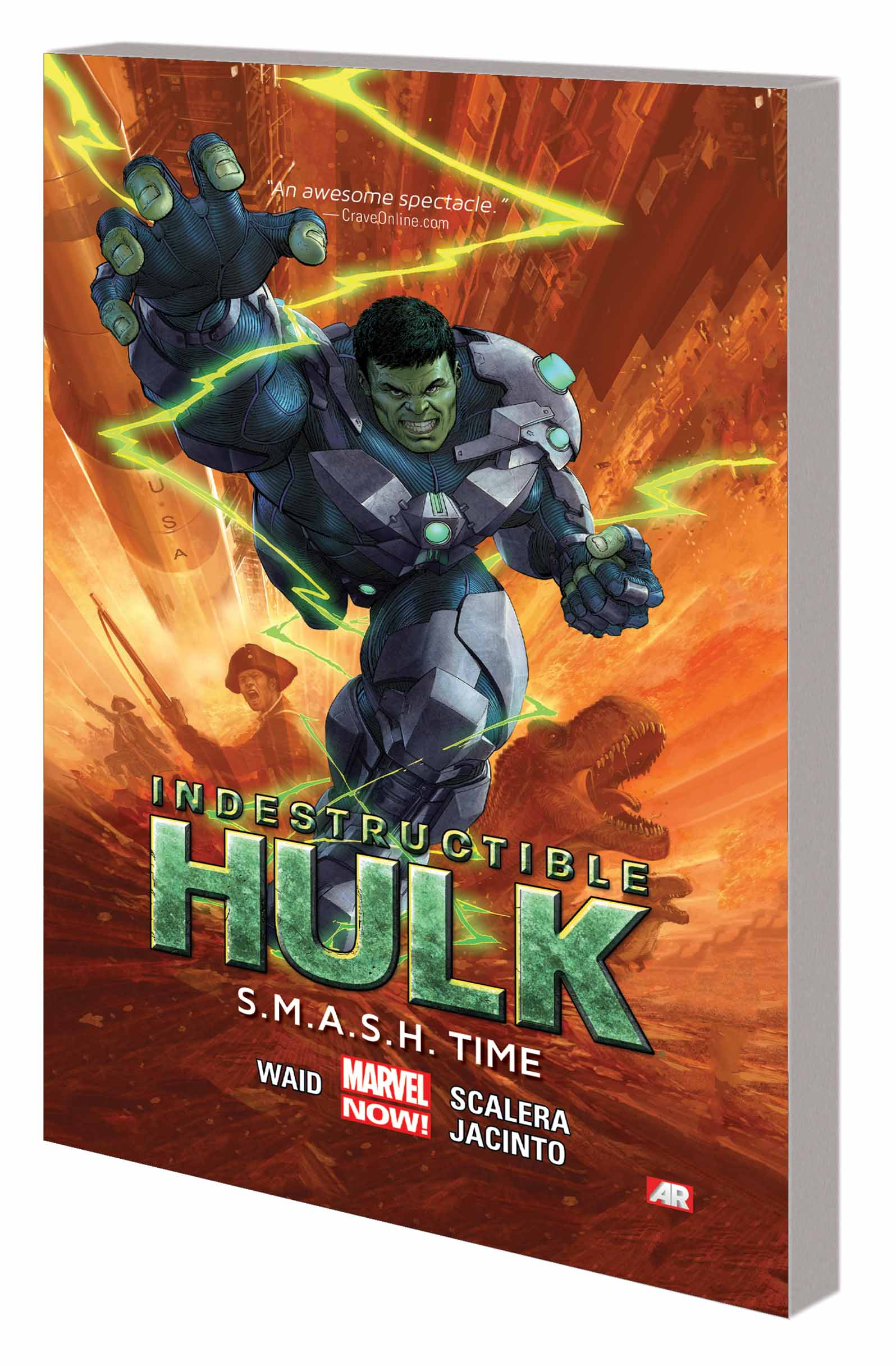 INDESTRUCTIBLE HULK VOL. 3: S.M.A.S.H. TIME TPB (Trade Paperback)