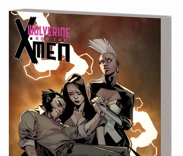 WOLVERINE & THE X-MEN VOL. 2: DEATH OF WOLVERINE TPB