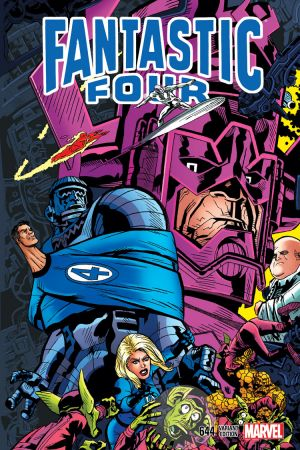 Fantastic Four (2014) #644 (Golden Connecting Variant)