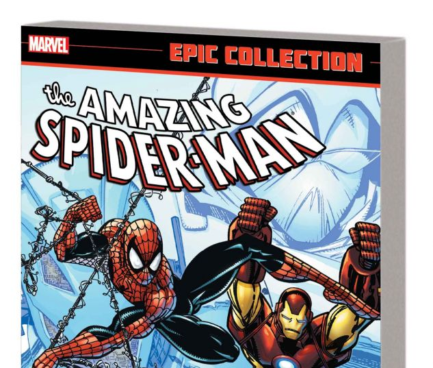 AMAZING SPIDER-MAN EPIC COLLECTION: ROUND ROBIN TPB