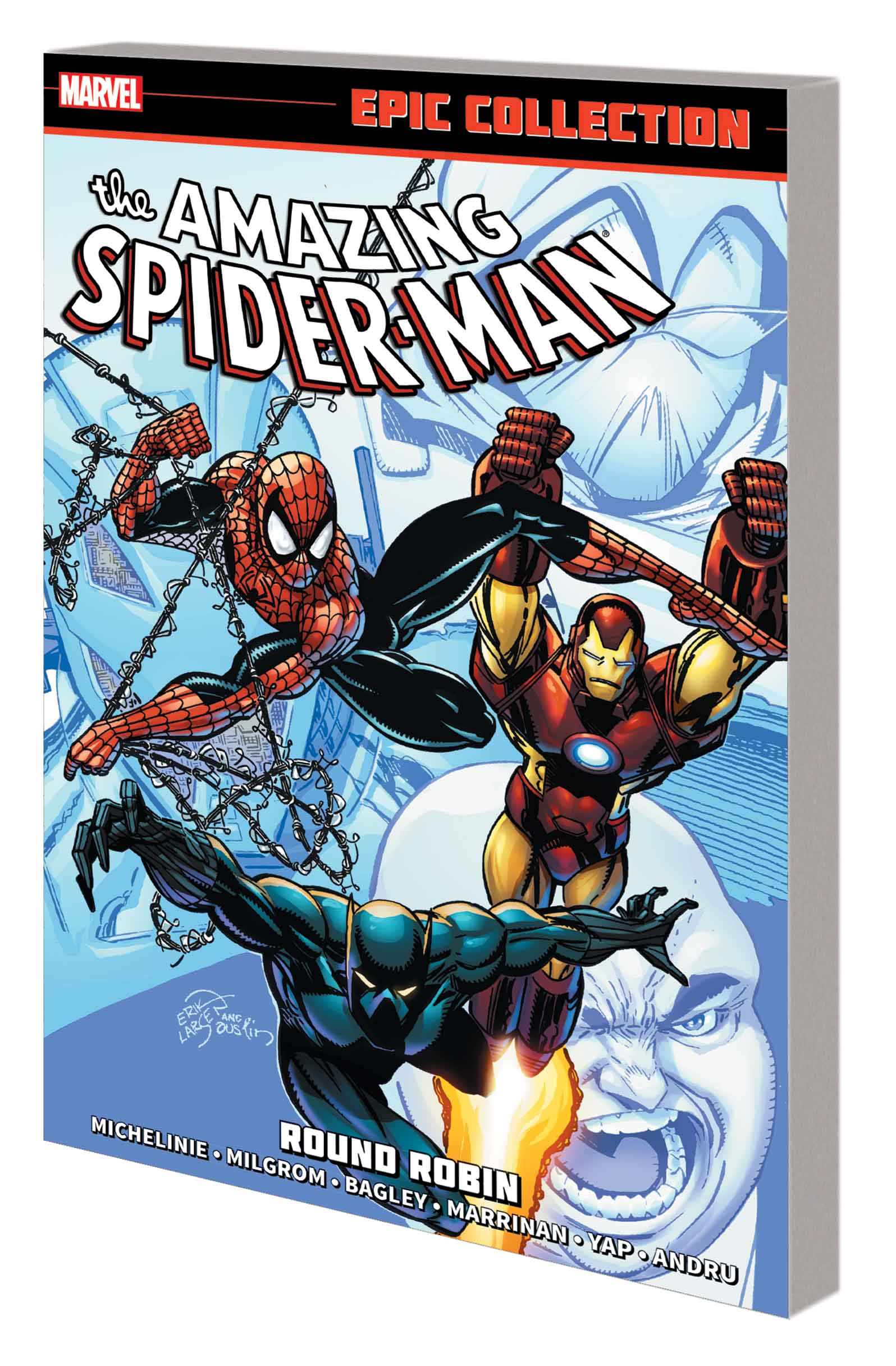 Amazing Spider-Man Epic Collection: Round Robin (Trade Paperback)
