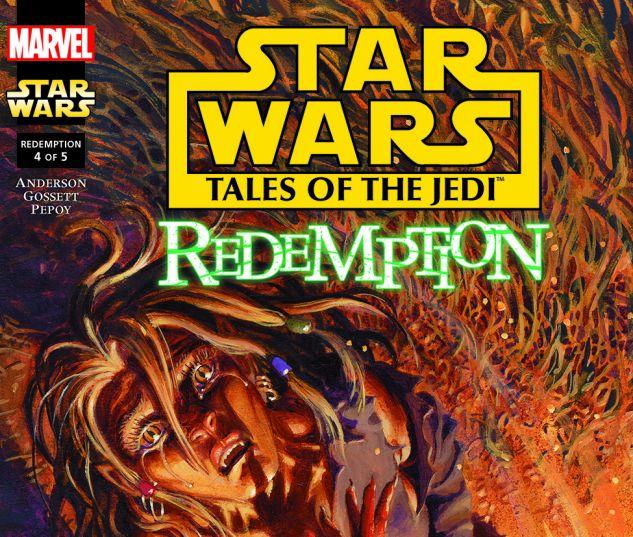 Star Wars: Tales Of The Jedi - Redemption (1998) #4