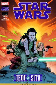 Star Wars: Jedi Vs. Sith #5